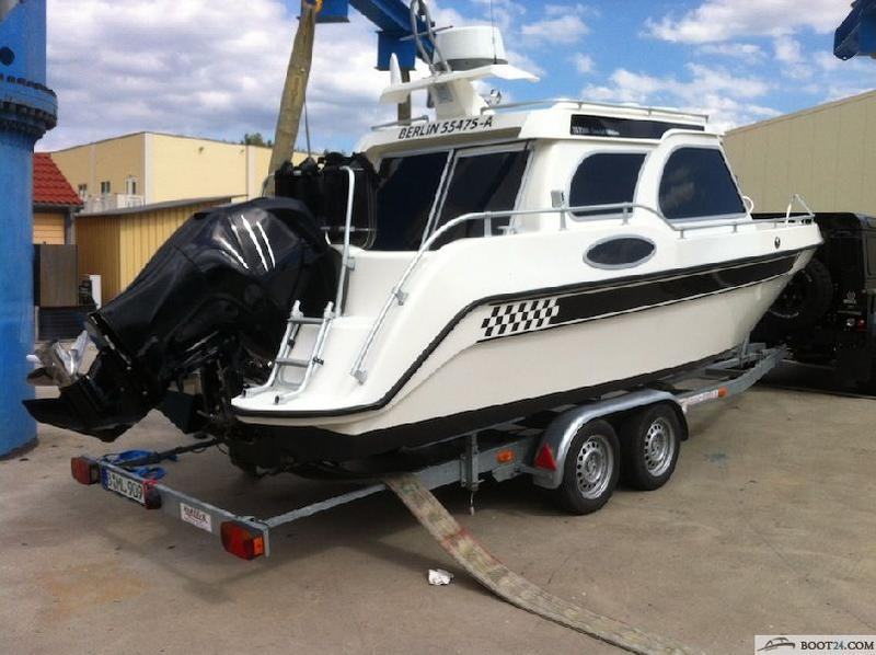 TG Boat (FI) - King Cruiser 7200 Special Edition