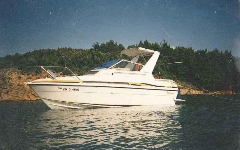 Fairline - FAIRLINE 21 SPRINT mit Trailer