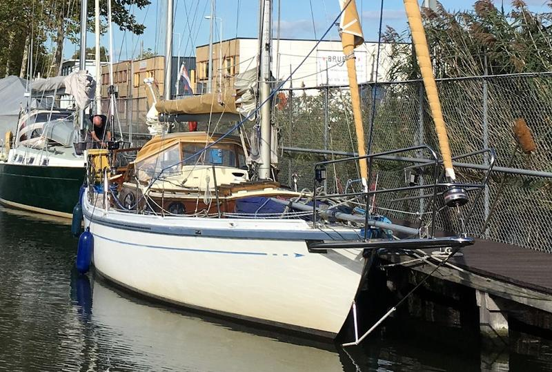 Maurice Griffiths - Ketch wie Atlantic Clipper / Barbican 33