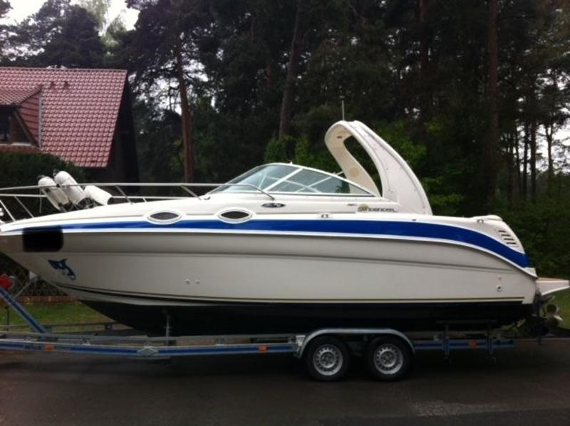 Sea Ray - 260 / 275 DA Sundancer (2003
