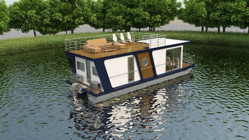 WATERBUS S.C. (PL) - Houseboat Independent 12