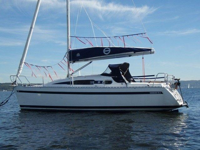 Sunbeam Yachts - 26.2 Sports Cruiser