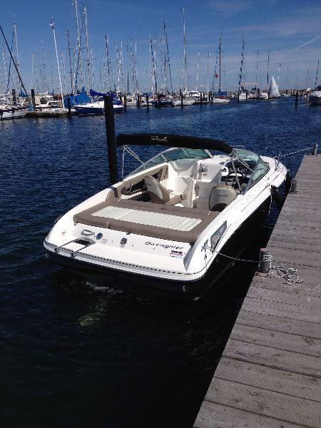 Sea Ray - 210 Overnighter