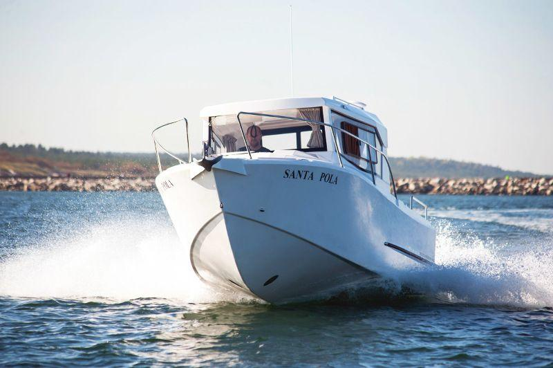Craft Yachts Poland - Baltica 660 weekend