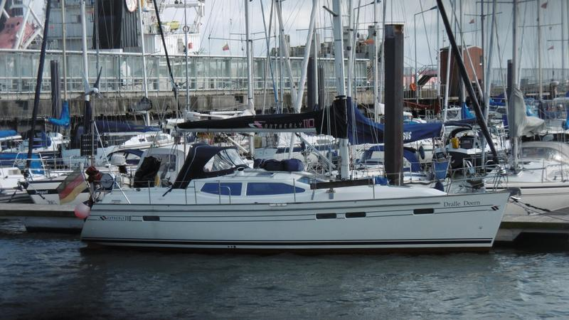 Northshore Yachts (GB) - Southerly 110