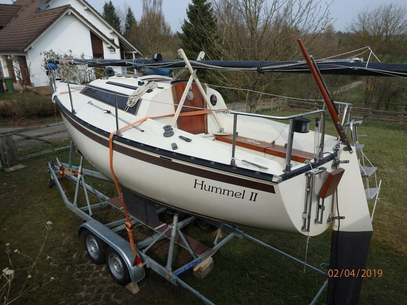 Friendship Yacht - 22 Typ 700