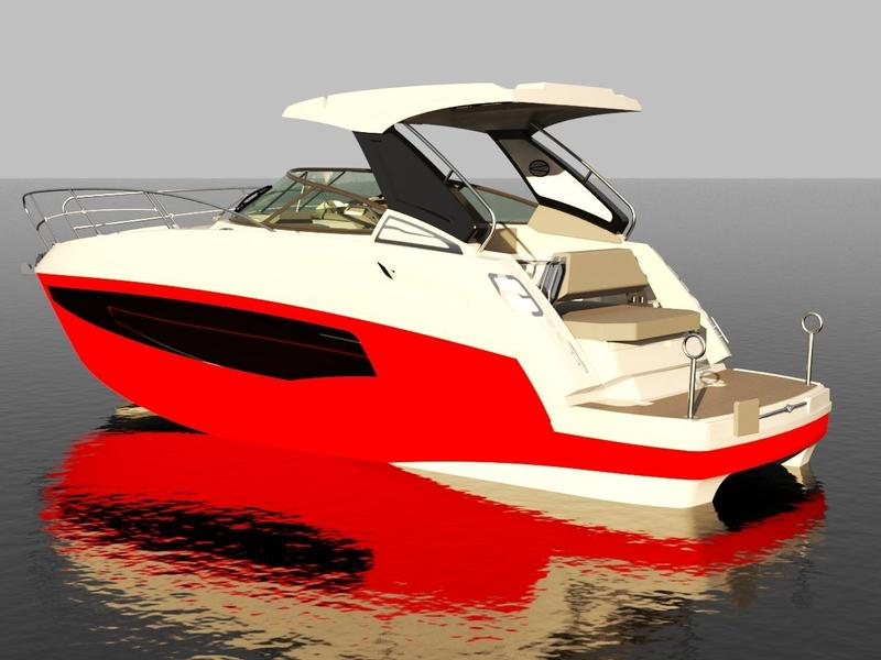 Coral Yacht (PL) - CORAL 28 HTC -2020