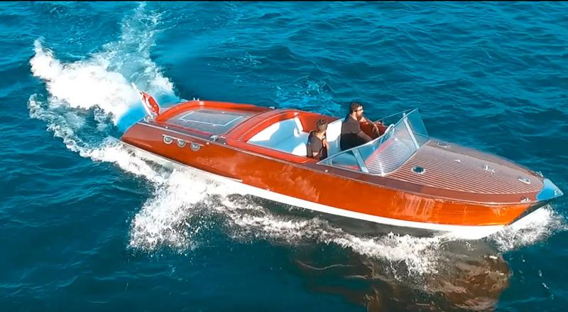 Custom - Lago 25-250 PS Runabout