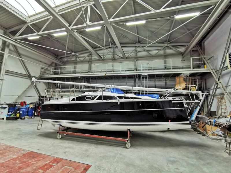 TES Yacht (PL) - 246 Versus - Fixed Keel - Ready for Sale