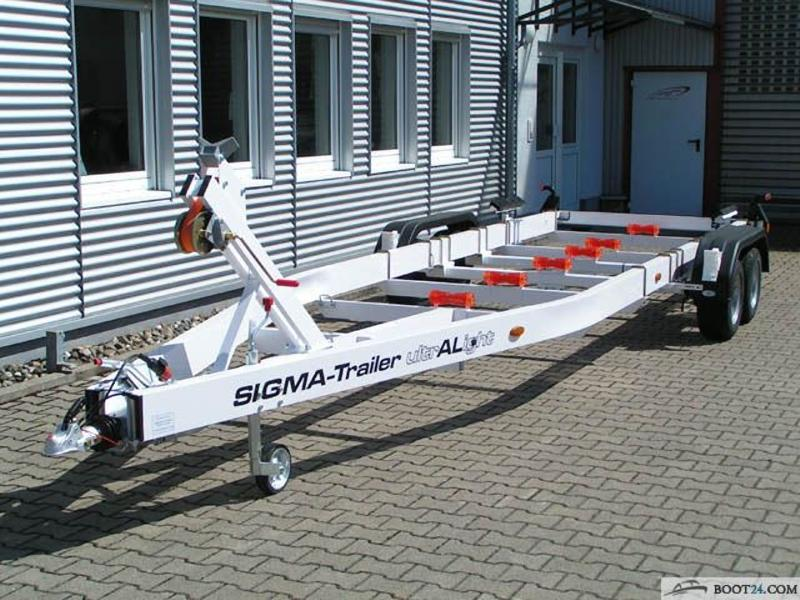 Sigma-Trailer - ST-2500/ultrALight, f. Boote bis 2,15 to