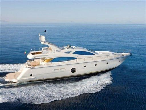 AICON Yachts IT - AICON 64 FLY