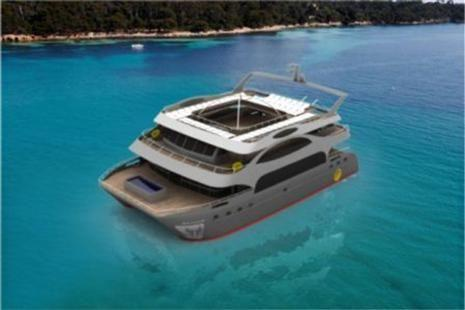 Nirvana Catamaran Project Motorboat for Sale - Boats24 com