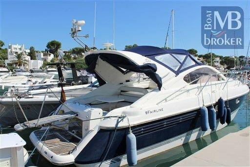 Fairline - Targa 34