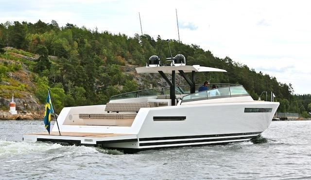 Delta  - 60 Open Carbonyacht
