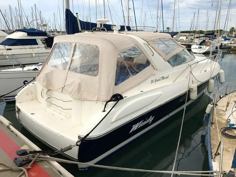 Windy (NO) - Windy 36 Grand Mistral