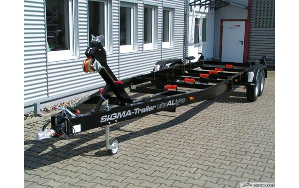 Sigma-Trailer / ST-3650/ultralight S