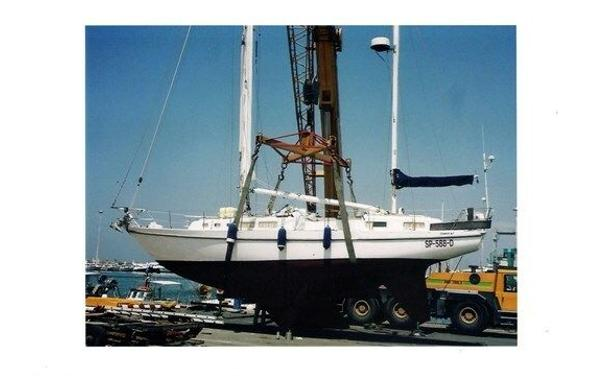 Contest Yachts / CONTEST 40 KETCH
